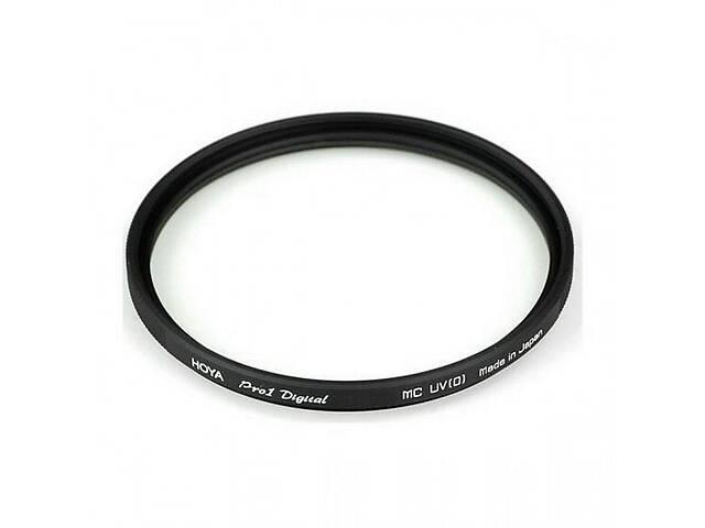 купить бу Светофильтр Hoya UV Pro1 Digital 77 мм BS + подарок набор для очистки оптики в Харькове