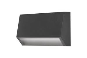 Светильник настенный лестничный EMOS ZC0116 1.5 Вт, IP65 NW Черный