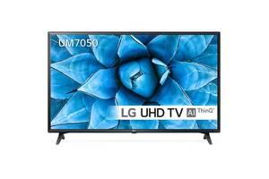 Телевизор LG 75UM7050PLA (PMI 1600Hz, 4K Active HDR, Ultra Surround, webOS 4.5, DVBT2/C/S2)
