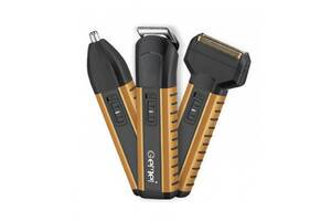 Триммер-электробритва Gemei GM 789 для усов, носа и бороды, для тела (бодигрумер)