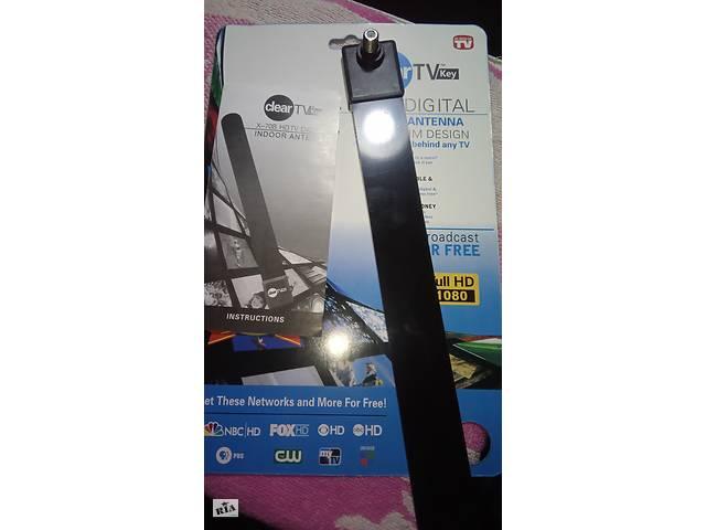 купить бу Цифровая комнатная антенна Clear TV Key HD TV Digital Indoor Antenna в Сумах