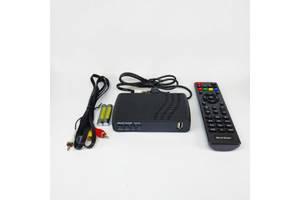 Цифровая T2 приставка, тюнер-приемник DVB-T2 ресивер World Vision T62D2 SKL31-239430