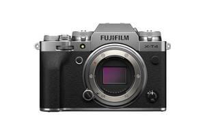 Цифровой фотоаппарат Fujifilm X-T4 Body Silver (16650601)