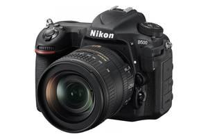 Цифровой фотоаппарат Nikon D500 AF-S DX 16-80VR kit (VBA480K001)
