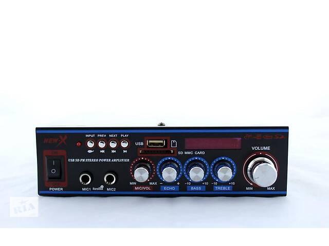 продам Усилитель звука UKC AV-316BT караоке Bluetooth (gr_006318) бу в Киеве