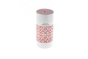 Увлажнитель воздуха ультразвуковой HUMIDIFIER LUCKY CUP Ночник ароматизатор с подсветкой и USB Pink (1124P-FL)