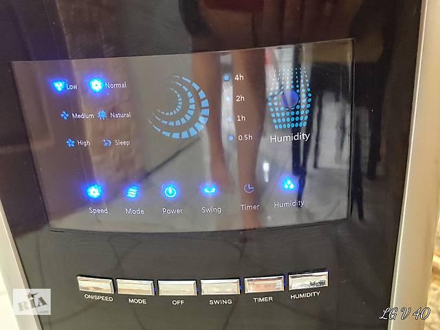 бу Вентилятор с функцией увлажнения HB, практически новый в Киеве