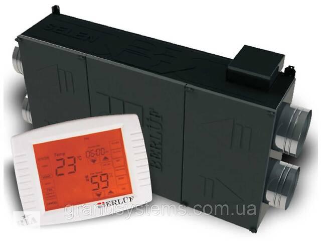 Вентиляционная установка Dospel Selen 800 DC BERLUF с рекуперацией тепла- объявление о продаже  в Киеве