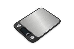 Весы кухонные электронные Zally CX 5 кг Черные