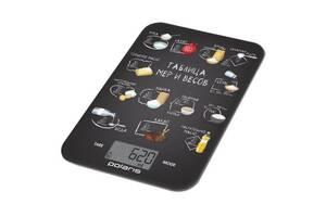 Ваги кухонні Polaris PKS 1053DG Chalk
