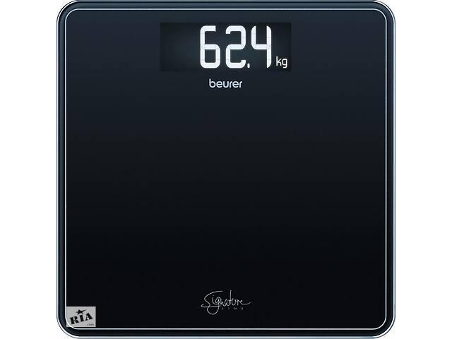 Весы напольные BEURER GS 400 Line black- объявление о продаже  в Киеве