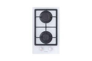 Встраиваемая арочная газовая поверхность Ventolux  HSF320G WH 3 CS варочна плита поверхня печка кухня мебель