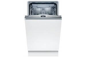 Встраиваемая посудомоечная машина Bosch SPV4XMX16E