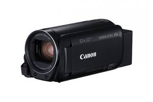 Видеокамера Canon Legria HF R86 Black (Premium Kit)