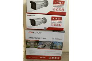 Видеокамера HIKVISION DS2T85G1-I8   4мм