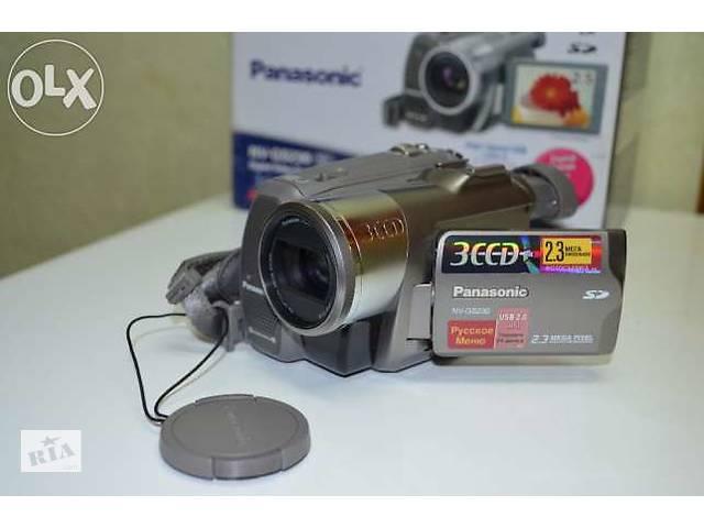 """продам Видеокамера """"Panasonic GS-230""""! Сумы! бу в Сумах"""