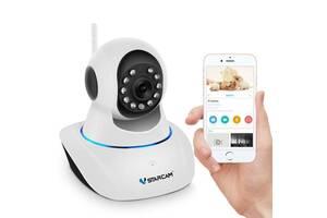 Wifi камера видеонаблюдения Vstarcam C25, 1 Мегапиксель, PTZ, HD 720P, поворотная (100260)