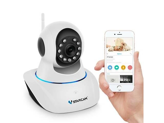 продам Wifi камера видеонаблюдения Vstarcam C25, 1 Мегапиксель, PTZ, HD 720P, поворотная (100260) бу в Киеве