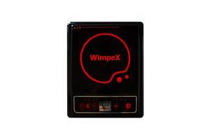 Индукционная плита Wimpex 2000 Вт Черный (2303)