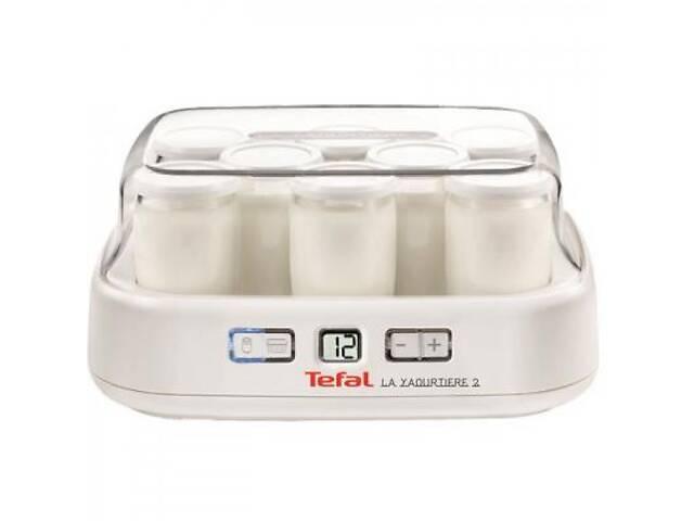 купить бу Йогуртница TEFAL YG5001 (YG5001 32) в Харкові