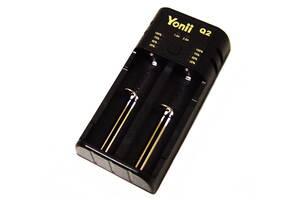 Зарядное устройство для аккумуляторов батареек универсальное Yunii Q2 universal 7003 (gr_011419)