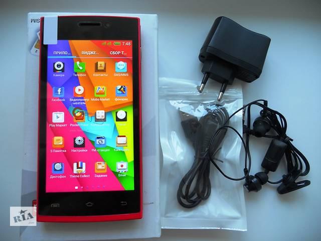 бу Бюджетный смартфон HTC GT-M7 Red 100% (копия Китай) в Киеве