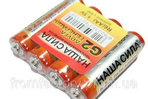 Батарейка мини-пальчиковая (R03 AAA 1.5V)