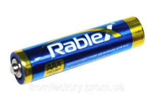 Батарейка мини-пальчиковая Rablex (R03 AAA 1.5V)