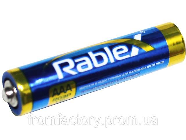 продам Батарейка мини-пальчиковая Rablex (R03 AAA 1.5V) бу в Харькове