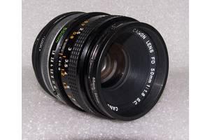 б/в Портретні об'єктиви Canon
