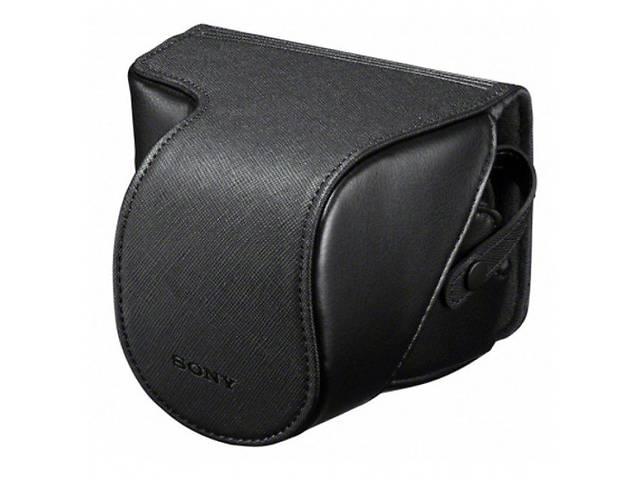 бу Чехол для фотокамер Sony NEX LCS-EJC3 Black в Києві