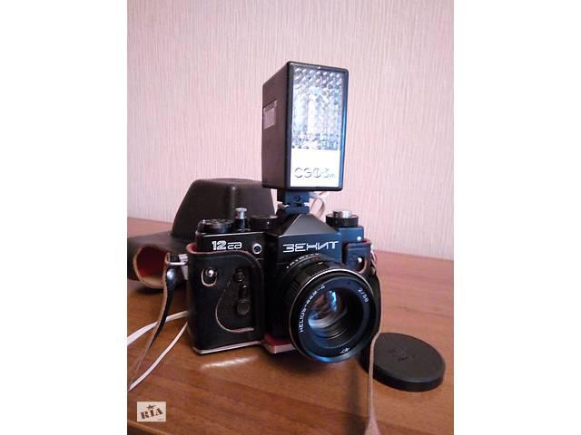 Фотоапарат Зеніт 12CD- объявление о продаже  в Хмельницком