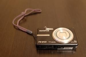 б/у Компактные фотокамеры Canon PowerShot SX210 IS