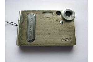 б/у Фотоаппараты, фототехника Casio