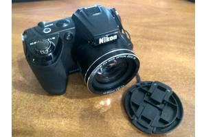 б/в Цифрові фотоапарати Nikon CoolPix L120 Black