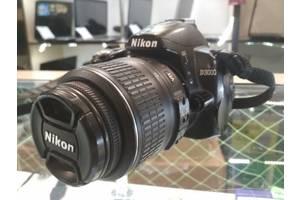 б/у Фотоаппараты, фототехника Nikon D3000