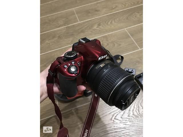 бу Фотоаппарат Nikon D3100 в Одессе