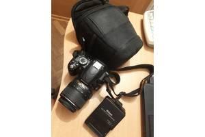 б/у Фотоаппараты, фототехника Nikon D3100 Kit (18-55 VR + 55-300 VR)