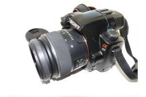 б/у Зеркальные фотоаппараты Sony SLT-A33L Kit (18-55)