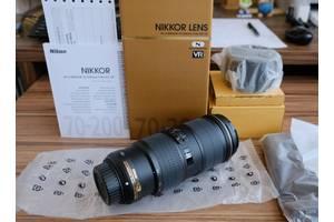 Нові Телеоб'єктиви Nikon
