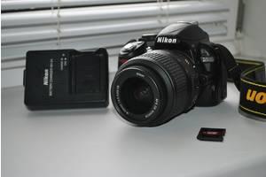 б/в Цифрові фотоапарати Nikon D3100