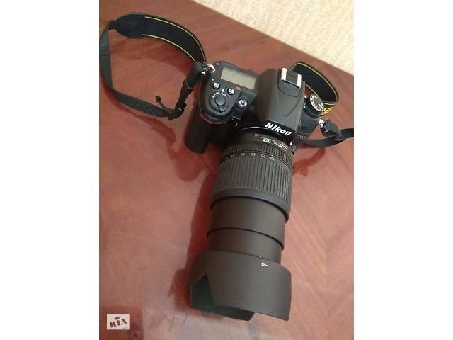бу Nikon D7000 18-105 VR Kit в Николаеве