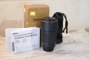 б/у Телеобъективы Nikon D3100