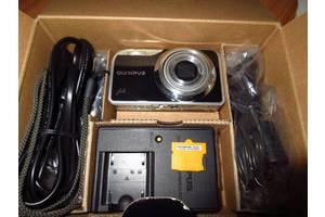 б/в Компактні фотокамери Olympus mju 5000 Black