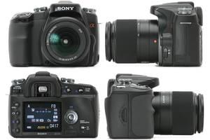 б/у Зеркальные фотоаппараты Sony