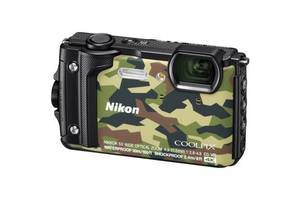 Цифровий фотоапарат Nikon Coolpix W300 Camouflage (VQA073E1)