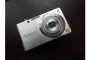 б/в Цифрові фотоапарати Panasonic DMC-FS16 EE-S