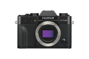 Цифровой фотоаппарат Fujifilm X-T30 body Black (16619566)