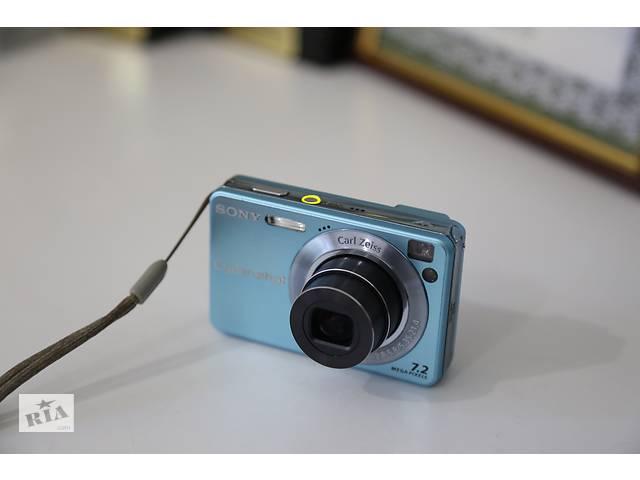 купить бу Цифровий фотоапарат SONY Cybershot DSC-W120 в Виннице