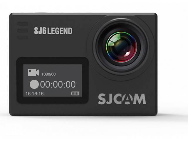 бу Action камера SJCAM SJ6 Legend (black) в Харькове